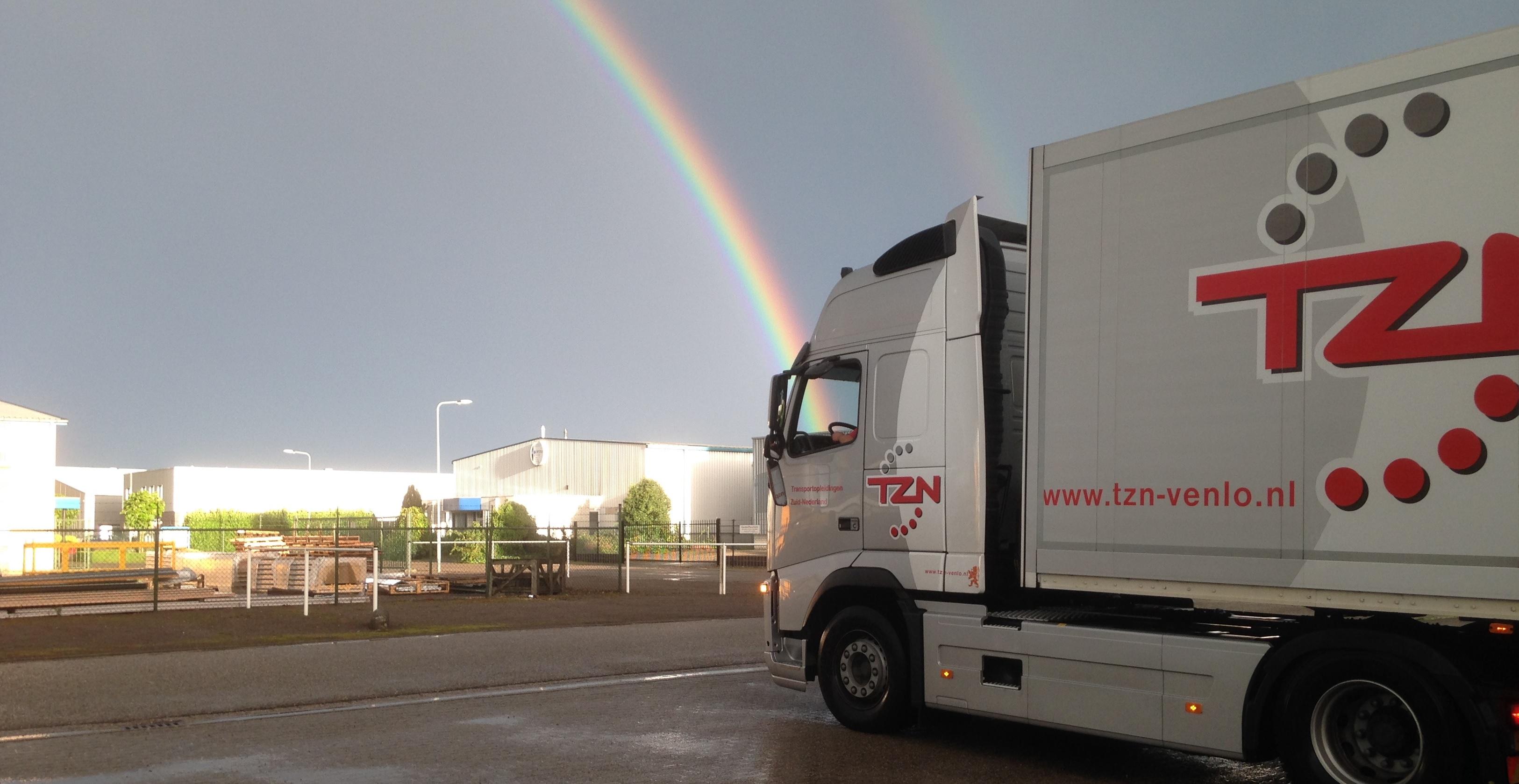TZN-regenboog